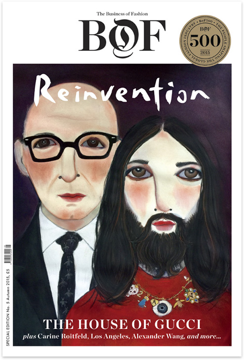 BoF 500 Reinvention printed issue