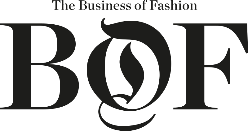 The Business Of Fashion full logo