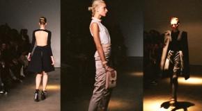 BoF Exclusive | Thomas Tait's Hush Hush London Fashion Week Debut