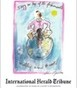 International Herald Tribune Front Cover
