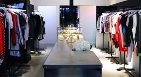 Machine-A Brings East London Fashion Talent to Soho