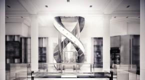 Louis Vuitton's Selfridges Townhouse Performs Delicate Balancing Act
