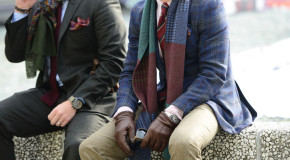 Pitti's Peacocks and the Liberation of Men's Style