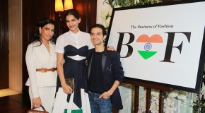 The Indian Fashion Community Gathers to Celebrate the #BoF500