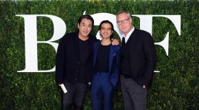 Chinese Fashion Industry Celebrates Launch of BoF China