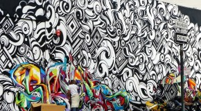 Graffiti Artists Fight Copying by Fashion Brands