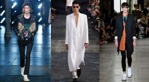 At Paris Menswear, Designers Doing a Hedi