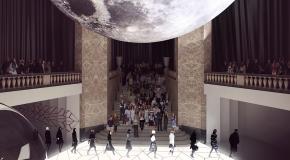 Galeries Lafayette Taps Bjarke Ingels for High-Concept Champs-Élysées Flagship