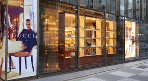 Gucci-Buying Chinese Boost Japanese Premium-Mall Sales to Record