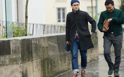 Paris Winter Fashion Week 2014 Paris Fashion Week Men Fall