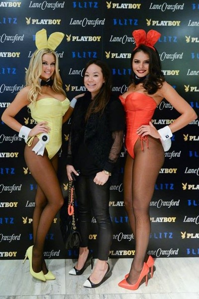 Lane Crawford Blitz x Playboy 60th Anniversary Party | Lane Crawford's ...