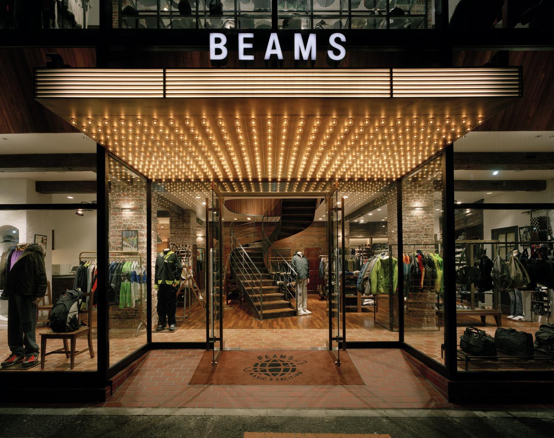 Beams Store Gallery | Beams's Visual Portfolio | BoF Careers | The ...