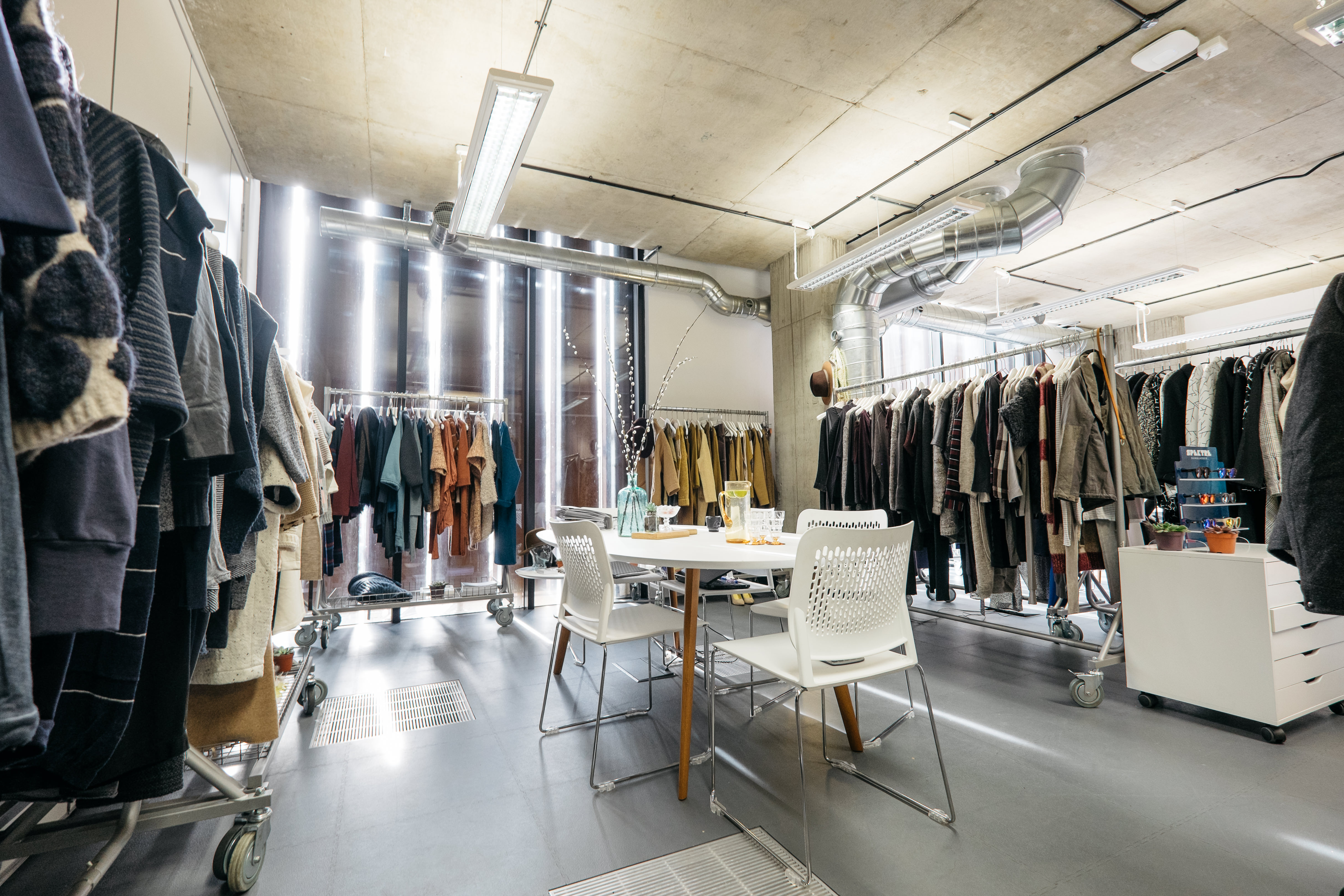 The campus British School of Fashion at GCU Londons Visual