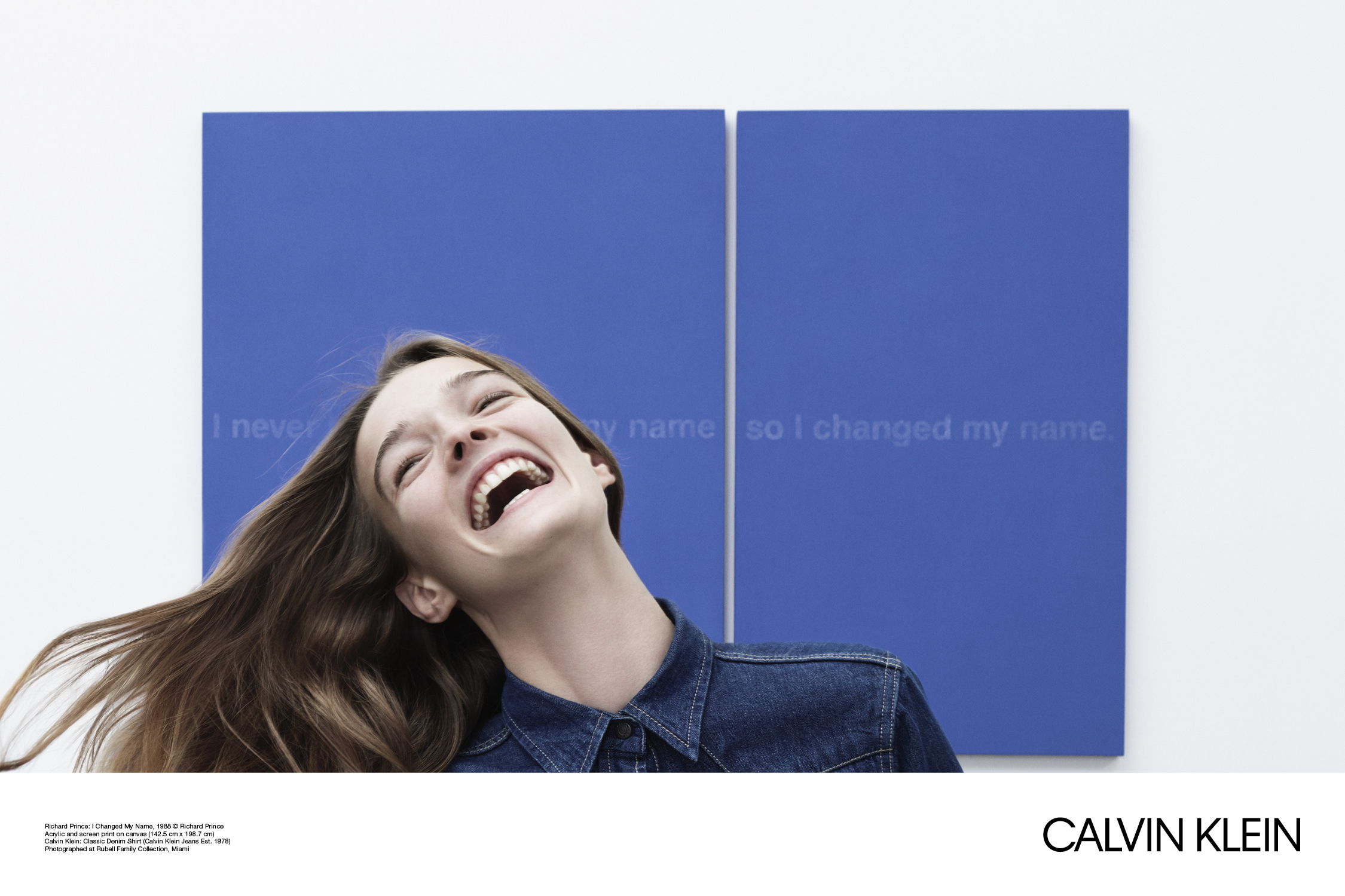 calvin klein s visual portfolio bof careers the business of calvin klein american classics