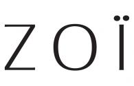 Zoï Agency logo