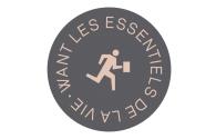 WANT Les Essentiels de la Vie logo