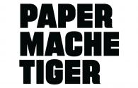 Paper Mache Tiger