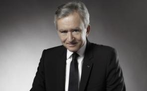 Bernard Arnault image