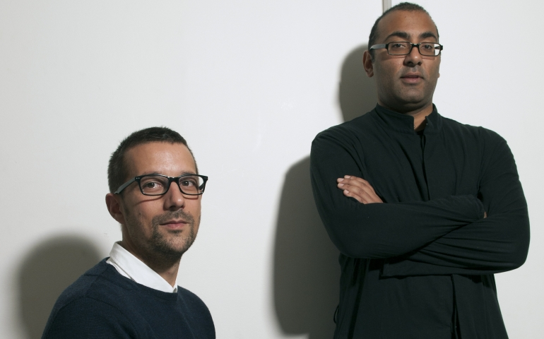 Olivier Bourgis & Mesh Chhibber