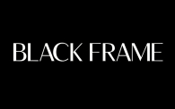 Black Frame logo