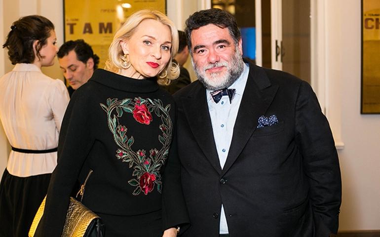 Mikhail Kusnirovich & Ekaterina Moiseeva