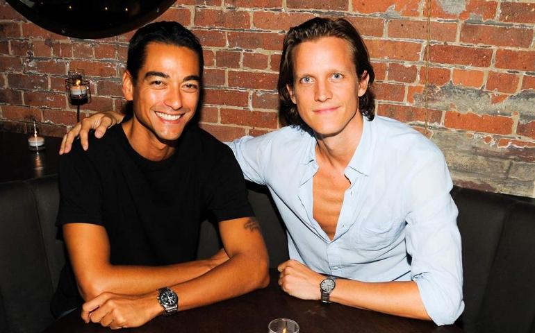 Tenzin Wild & Magnus Berger
