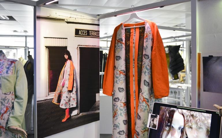 Graduate showroom 2017 cole de la chambre syndicale de - La chambre syndicale de la couture parisienne ...