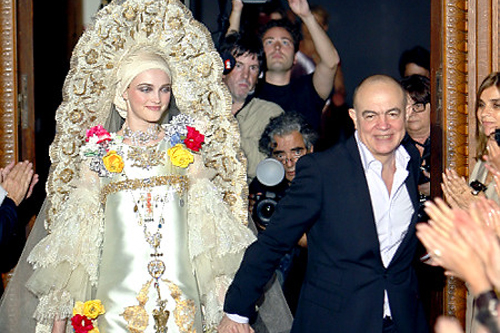 Christian Lacroix | Source: NY Daily News