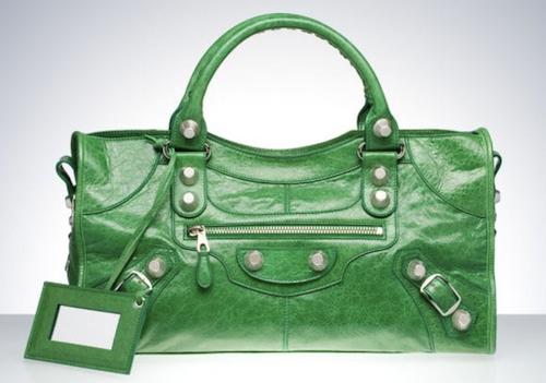 Balenciaga Giant Part Time Handbag available at Barneys | Source: Balenciaga