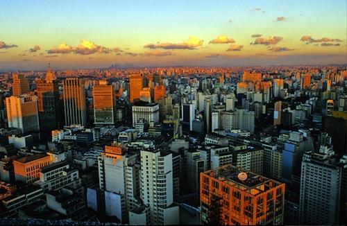 São Paulo skyline | Source: Museyon