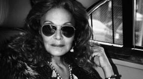 DVF's decade, Burberry profits decline, Burch vs Burch, Roitfeld talks, Vogue Hommes folds