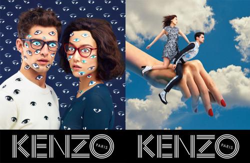 Kenzo Autumn/Winter 2013 Campaign