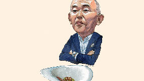 Lunch with the FT: Tadashi Yanai