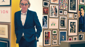 Paul Smith Says You Need a Head that Can Change Hats Every Hour