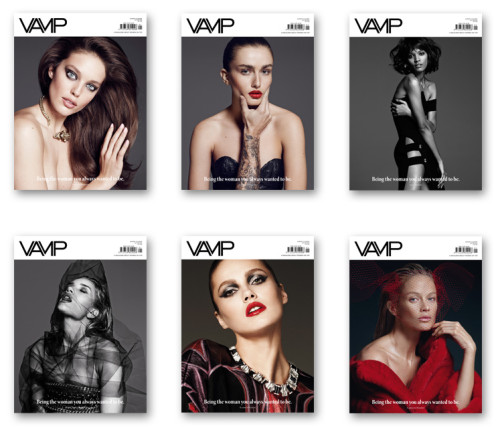 Vamp's first issue   Source: Vamp