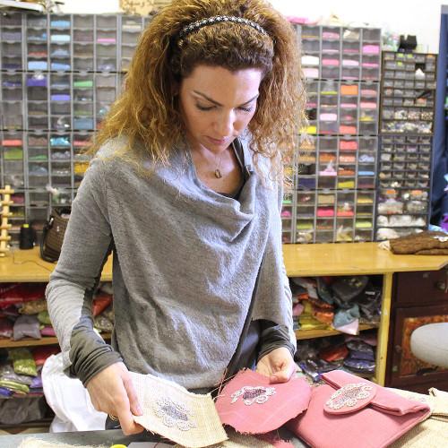 Sarah's Bag founder and owner Sarah Beydoun