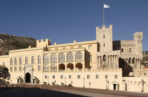 The Palais Princier in Monaco | Source: Louis Vuitton