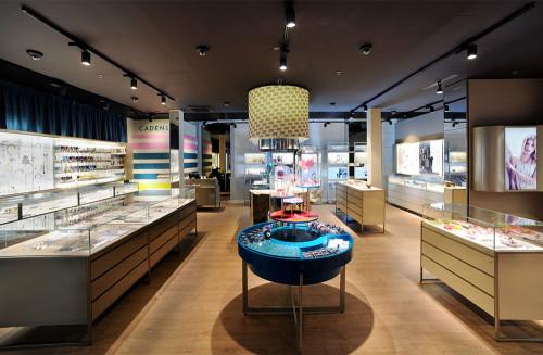 Cadenzza store in Innsbruck | Source: Swarovski
