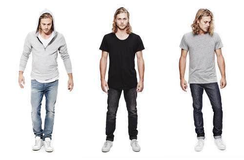 'The Cast' jeans | Source: John Elliott + Co