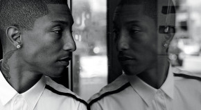 Falling for Pharrell