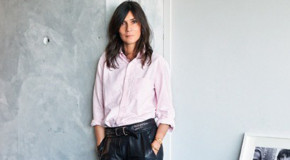 Emmanuelle Alt: 'I Don't Want To Be An Image'