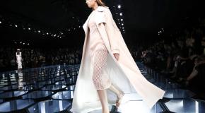 At Paris Fashion Week, Something Old and Something New