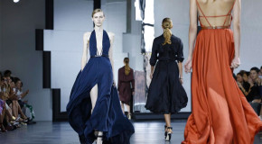 At New York Fashion Week: Living in the Moment Means Designing the Right Shoes