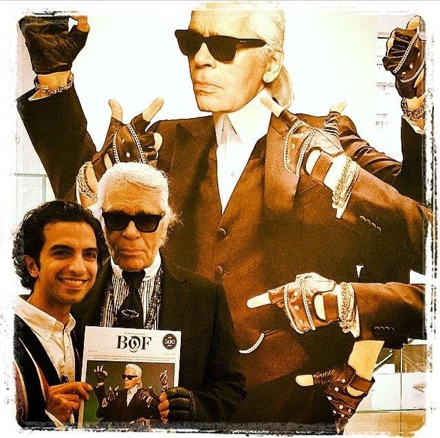 Imran and Karl