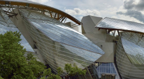 The Fondation Louis Vuitton, Paris
